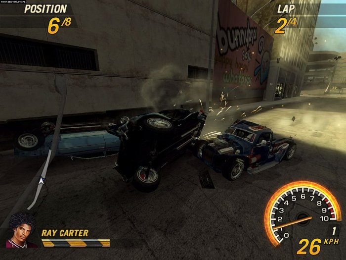 FlatOut 2 download pc