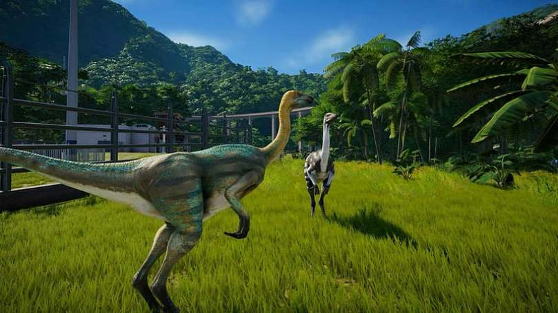 Jurassic World Evolution fast download crack