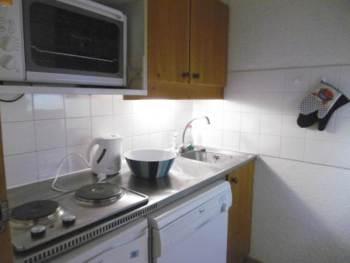 keuken tweekamer appartement