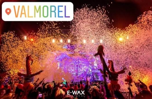 E-wax festival Main Stage openingsavond