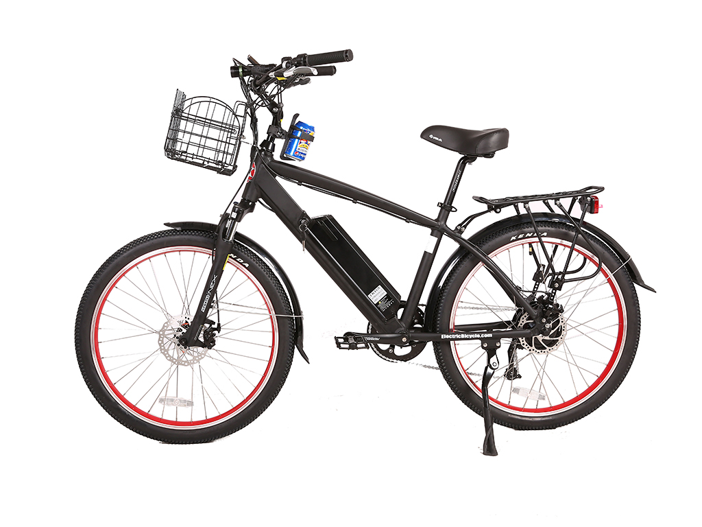 Electric Bicycles X Treme Santa Beach Cruiser 48 Volt