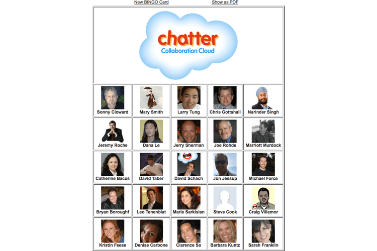 ChatterBINGO is Now Open-Source | X-Squared On Demand