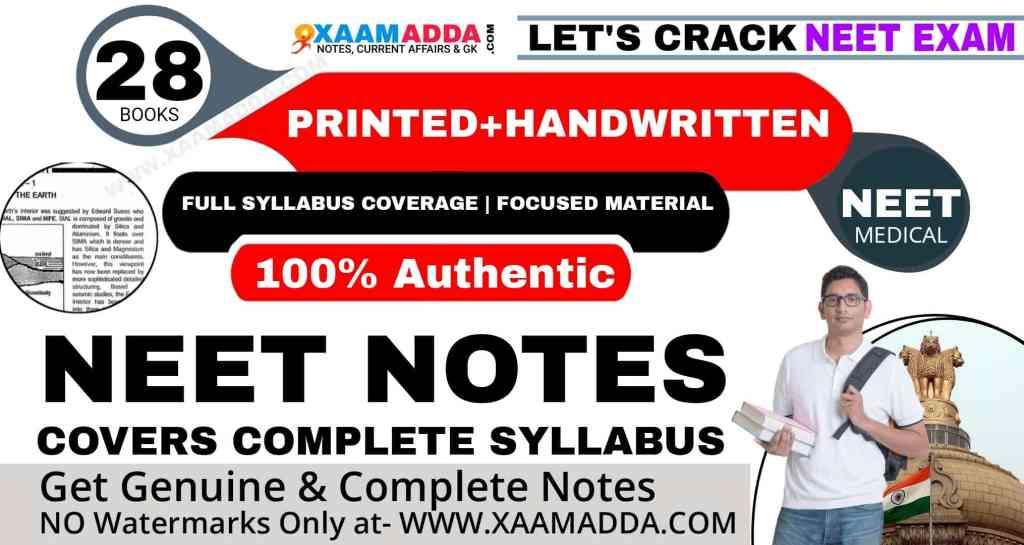 Neet notes