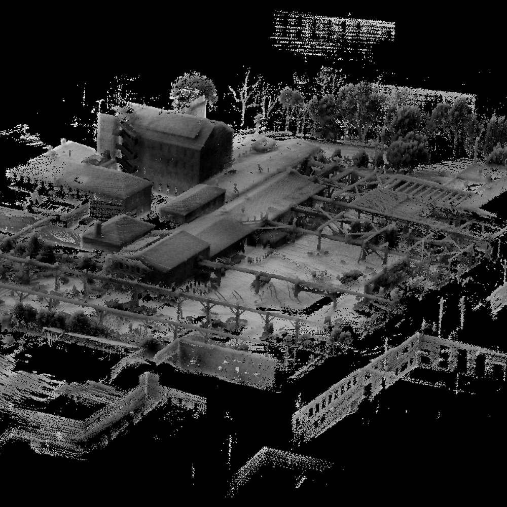 Cell Tower Uav Lidar Inspection Commercial Mapping
