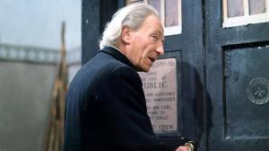 William Hartnell, the 1st Doctor.
