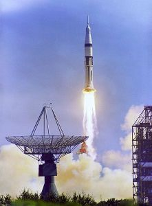 443px-Apollo_7_Launch_-_GPN-2000-001171