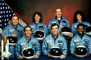 The crew of STS-51L