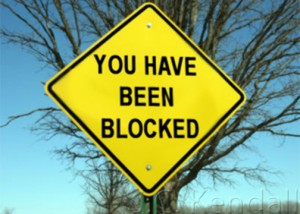 I will block people stupid enough to try to strawman me. You should too!