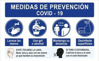 medidas covid19 proteccion xadigal