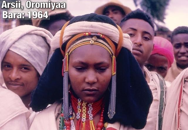 Aadaa Fuudhaafi Heeruma Oromoota Arsii
