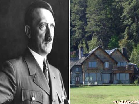 Cuốn sách mới khẳng định Adolf Hitler sống những ngày cuối đời tại một ngôi làng ở Argentina...