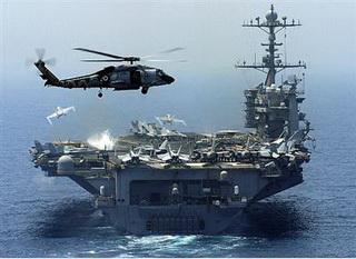 Tàu sân bay USS John C.Stennis