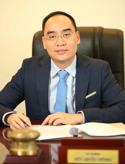 Ông Bùi Quốc Dũng - Vụ trưởng Vụ Chính sách Tiền tệ Ngân hàng Nhà nước.