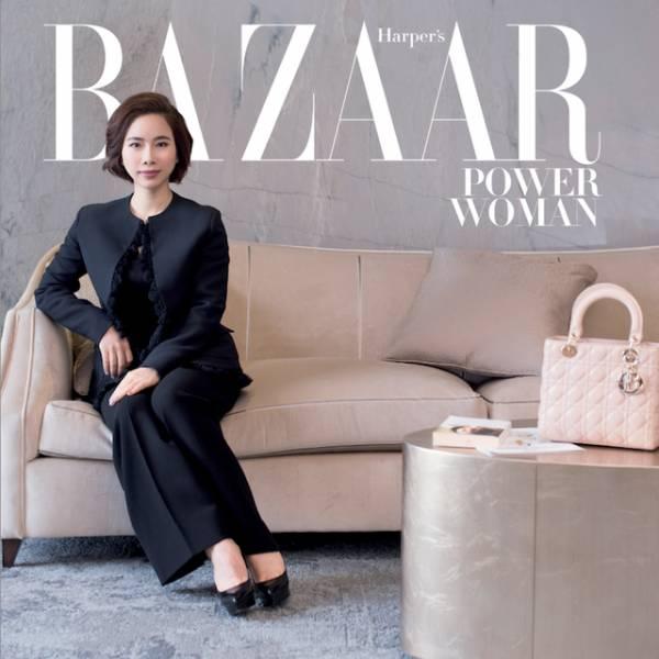Nữ doanh nhân Lê Thị Hoàng Yến.