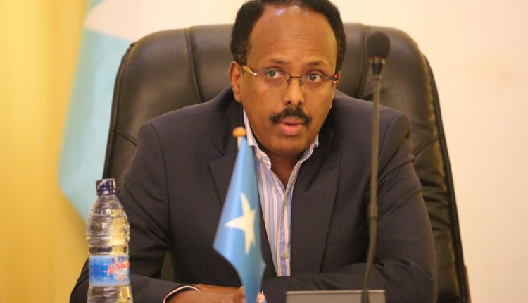 "President Farmaajo: ""We will pursue them, and we will defeat Alshabab terrorists"