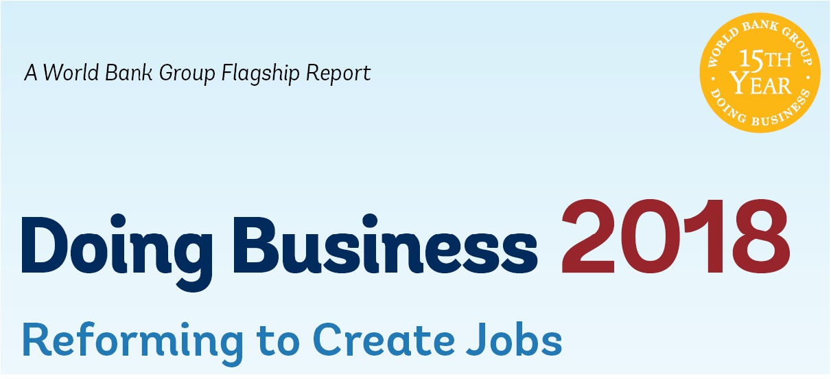 World Bank, Doing Business Report