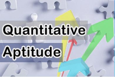 Quantitative aptitude for RBI Grade b
