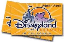 Google Page One and Disney Ticket Prices
