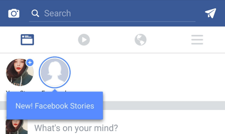 Facebook Stories Testing Expands, a Snapchat Clone Feature