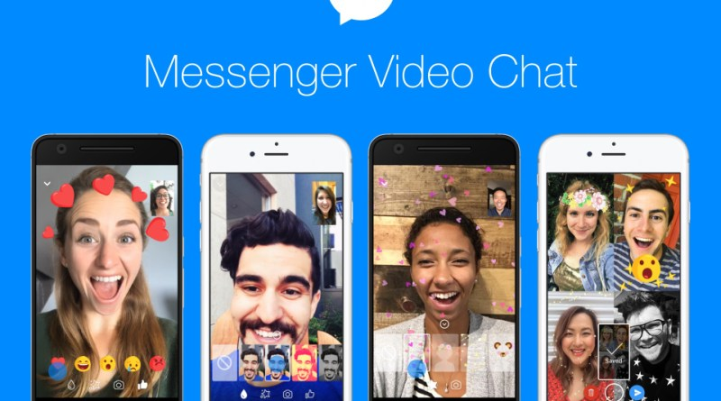 Messenger video chat