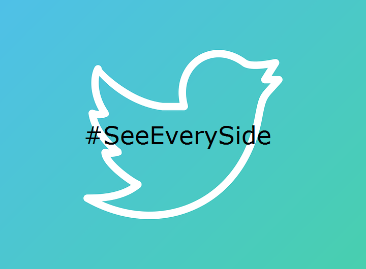 Twitter #SeeEverySide Campaign Debuts with Rapper Chance TV Spot