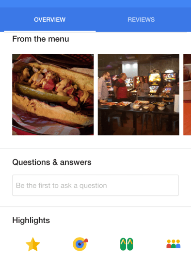 Google Knowledge Panel 'Questions & Answers' Feature Spotted