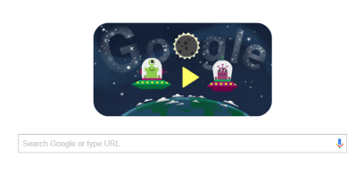 Google Doodle Celebrates Today's Solar Eclipse with Fun Facts
