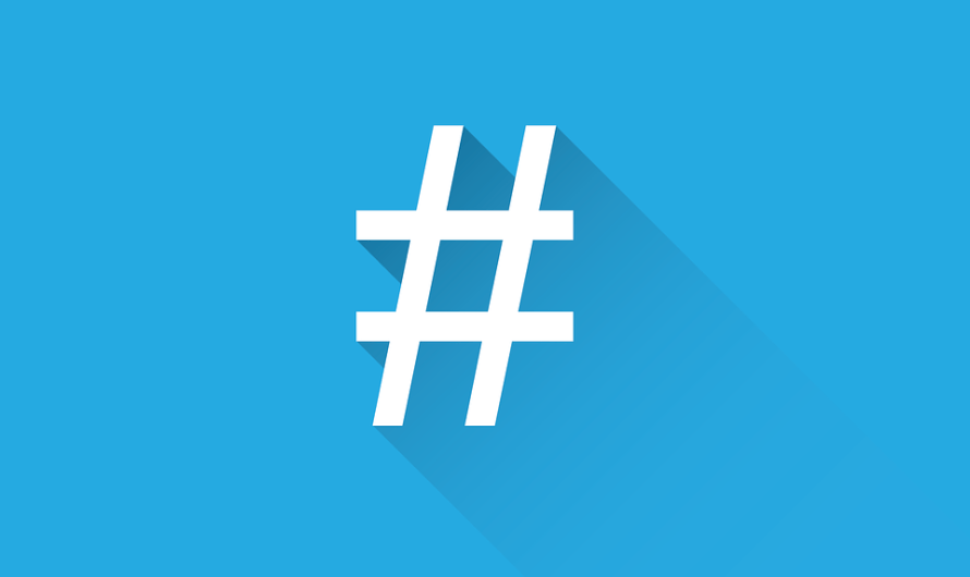 See the First #Hashtag as the Social Media Operator Turns 10 Years Old Today