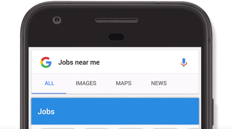 Google Job Search Feature Adds Salaries, Location Filter, and More