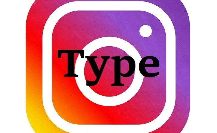 Instagram Stories Type