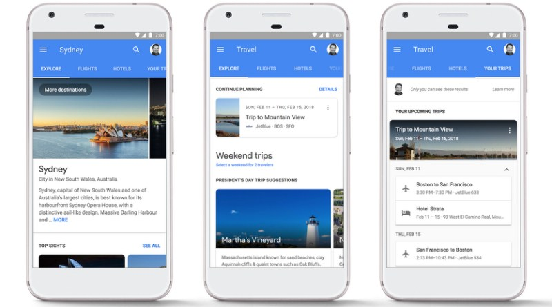 Google search hotel rooms flights
