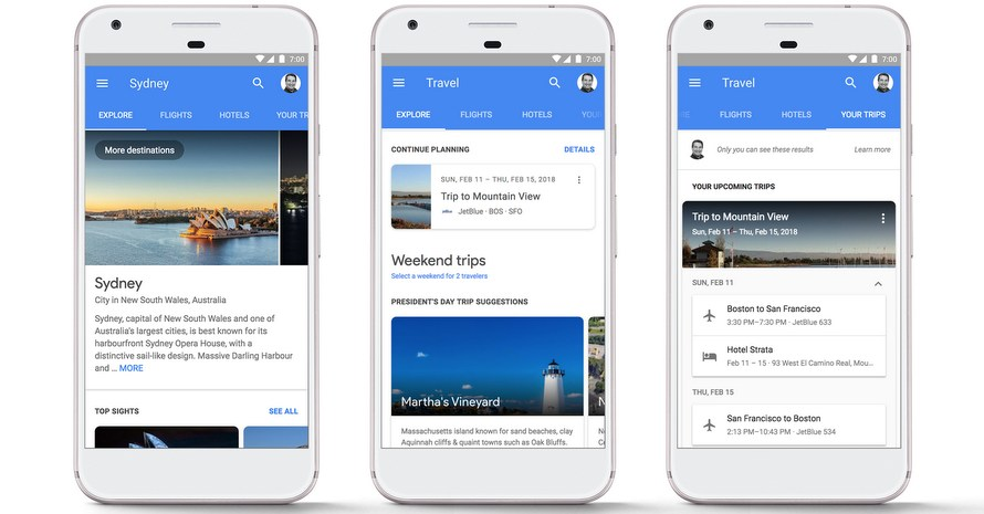 People can Now Book a Hotel Room or Flight Right through Google Search