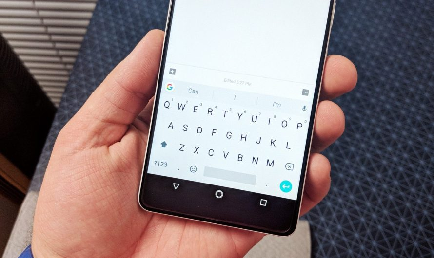 Search Emoji, GIFs, Stickers with the Latest Gboard Beta Release