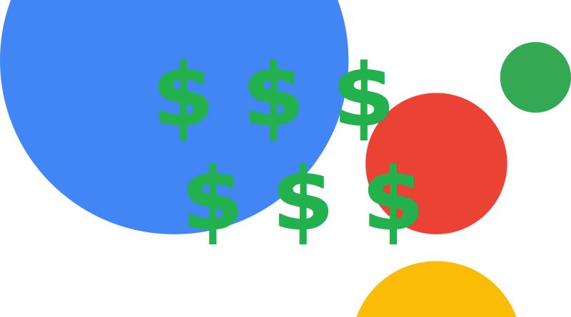 Google Assistant Google Pay integration