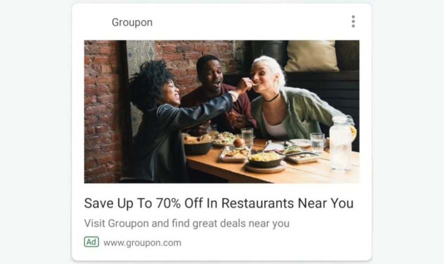 Google Mobile App Feed Now includes Ads