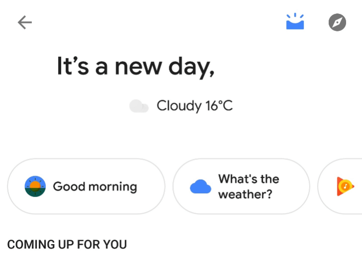 Google Assistant is Now Displaying a Personalized Overview Page for Some Users