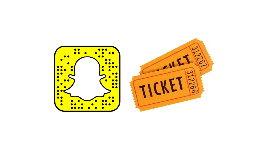Users can Now Buy Game and Concert Tickets Right through the Snapchat App