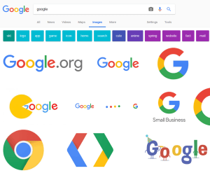 Google Image Search desktop screenshot