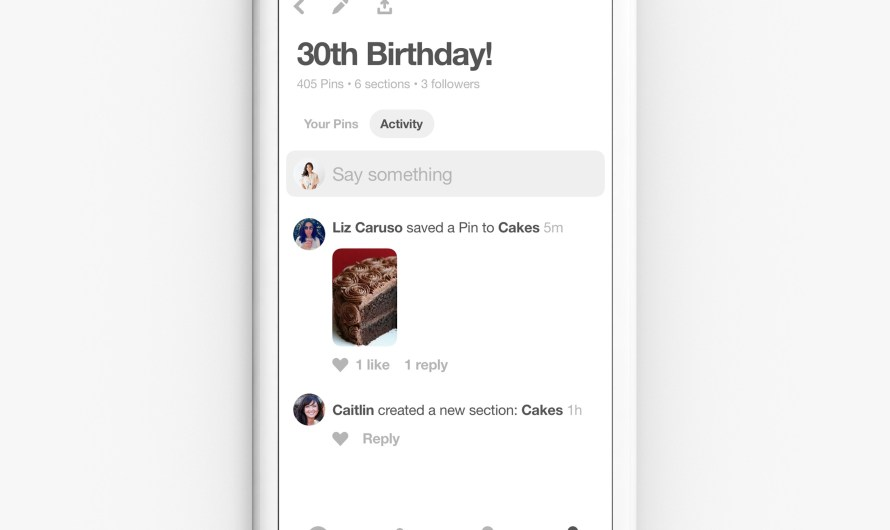 Pinterest just Added a New Collaboration Features to Group Boards