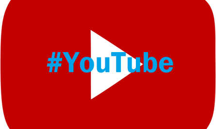 YouTube hashtags