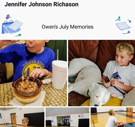 2018 Facebook July Memories