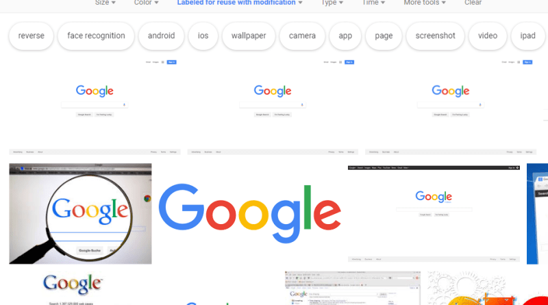 Google is Now Testing a New Look for Image Search - Xanjero