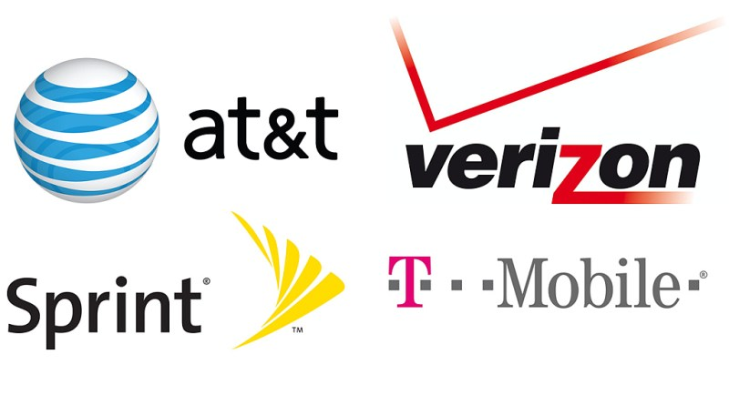 US wireless carriers