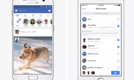 Facebook Stories daily active users