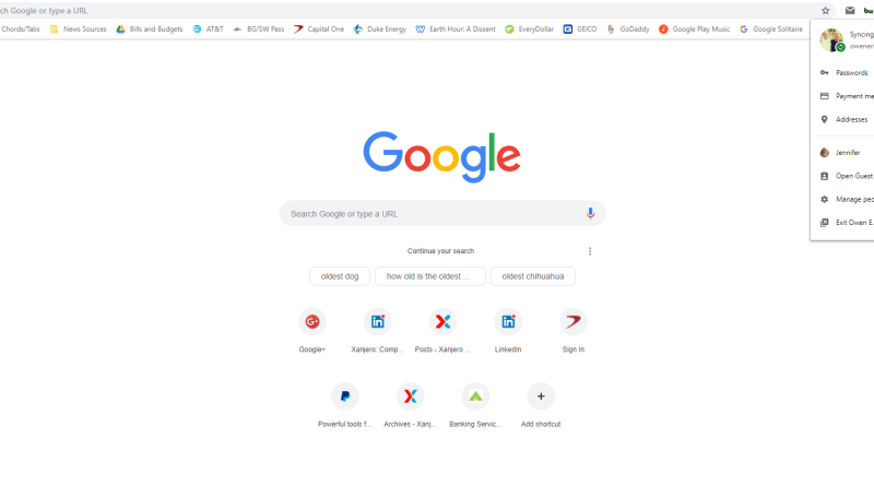 The Latest Version of Google Chrome helps Prevent People