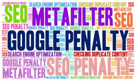automatic Google algorithmic penalties after manual actions