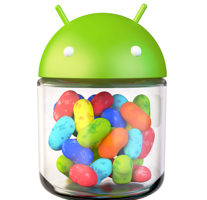 Android Jelly Bean Chrome support