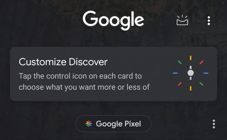 Google Starts Pushing Out its Discover Feed, Complete with a Dark Mode Option