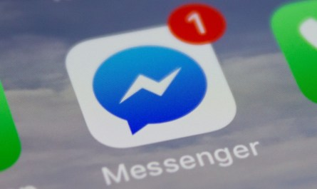 Facebook Messenger redesign