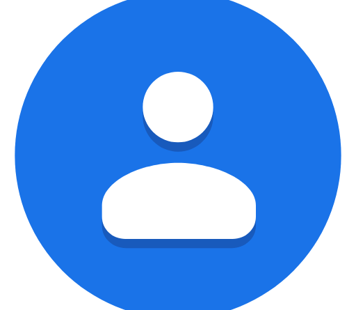 new Google Contacts desktop web app